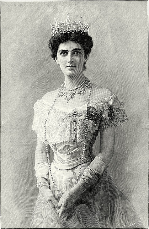 Lady Mary Curzon