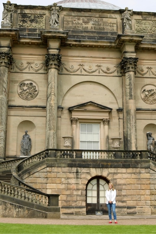 Susan Heinrich visits Kedleston Hall, the ancestral home of the Curzon family